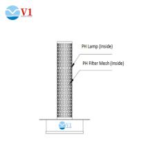 UVGI medical hvac air germicidal light
