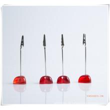 Werbegeschenk Acryl Namenskartenhalter Pop Display Stand Oi14001