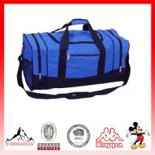 China fabricante personalizado saco de ginásio por atacado, sacos de desporto para ginásio, desinger alpinista saco de esportes / barato dobrável sacos de viagem duffle