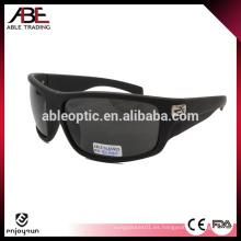 Gafas de sol de deporte de diseño especial de alta calidad baratos