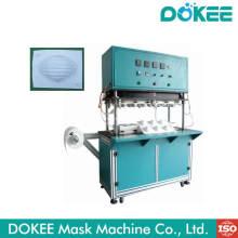 Máquina formadora de máscaras de copa N95