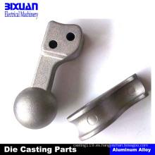 De aluminio a presión piezas de fundición Piezas de fundición de zinc piezas