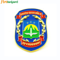 Anpassade Design Zink Alloy Metal Badges