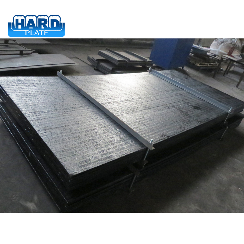 Hard-faced Steel Plate