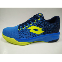 Light Weight Blue Mesh/Knitting Sports Shoes for Men