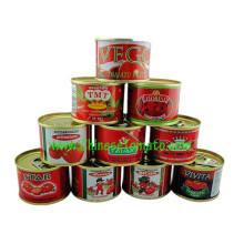 Томатная паста (томатный кетчуп, томатный соус 28-30%)