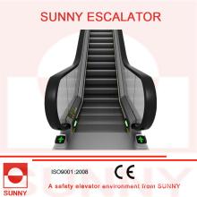 Segurança e Escada Rolante Confortável para Shopping, Serviço Pesado, Sn-Es-ID085
