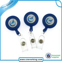 Epoxy Sticker Badge Reel avec certification professionnelle