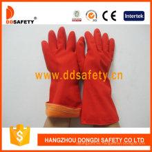 Guantes largos de látex Ddsafety Ce DHL610