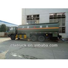 20-25 cubo DongFeng camión cisterna de petróleo