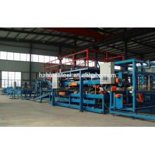 Machines de fabrication Eps Sandwich Wall Panel Production Line / Machine