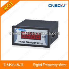 Programmable CT/PT ratio Single phase power factor meter 96*48mm