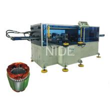 Machine de formage de bobines de stator à grande longueur horizontale horizontale