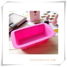 Molde de silicón ovalado de 16 cavidades para jabón, pastel, magdalenas, brownie y más (HA36014)