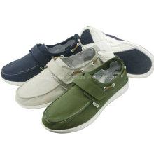Clássico Popular Menâ € ™ s Shoes Magia Tape Canvas Shoes Conforto Shoes
