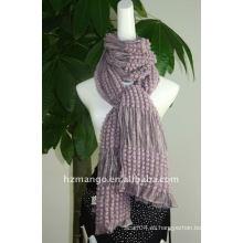 Bufandas al por mayor de la bufanda de la perla de la manera