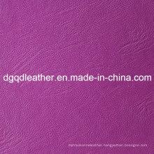 Good Scratch Resistant Furniture PVC Leather (QDL-PV0149)