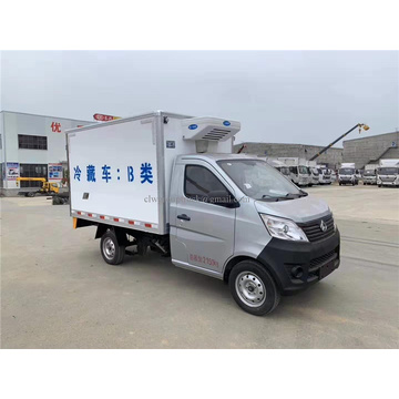 Changan Mini Chiller refrigerator Truck