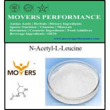 L-Leucine 100 maille d'acide aminé d'approvisionnement d'usine