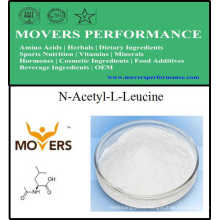 Factory Supply Amino Acid L-Leucine 100 Mesh