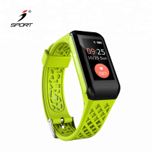 """OEM ce rohs fitness watch smart bracelet fitness tracker with 0.96"""" colorful display"""