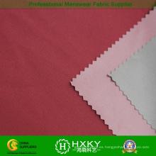 Stretch a rayas de 4 vías con tela de spandex de nylon para chaqueta acolchada