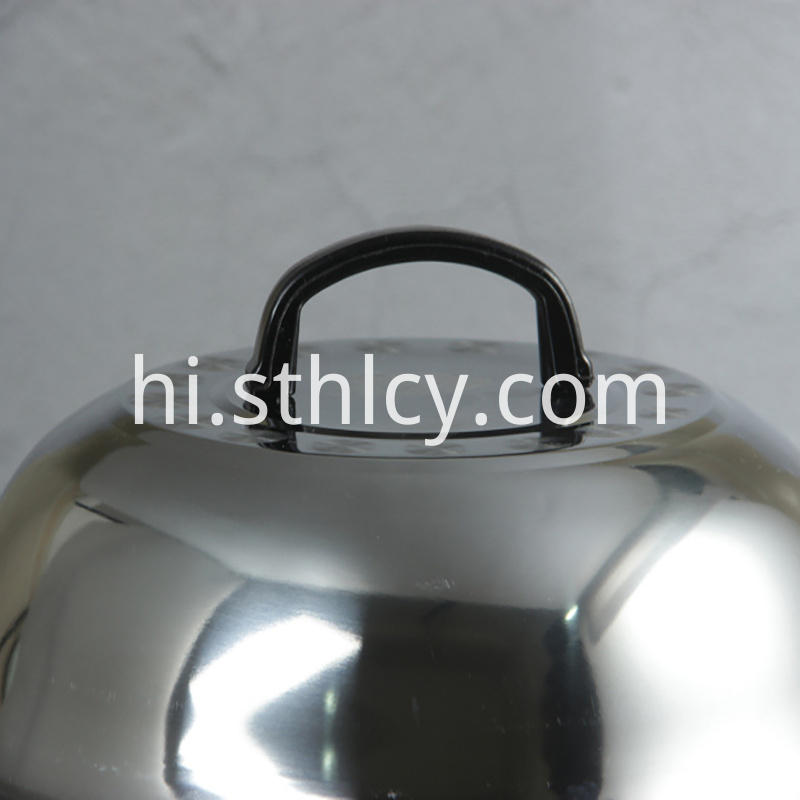 Stainless Steel Cooking Pot Lid