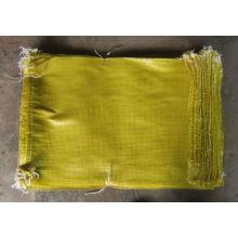 PP gewebte Tasche für Salat und andere Früchte und Gemüse