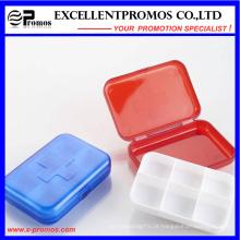 Pillbox personalizado do logotipo da alta qualidade (EP-035)