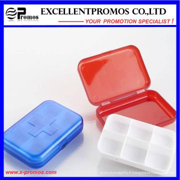 Logo de haute qualité Pillbox personnalisé (EP-035)