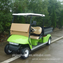Gaskraftstoff Benzinmotor / Benzin Minigolfwagen mit Cargobox