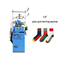 3.5 home eletrônico usando 6f informatizado de algodão toe meia tricô fazendo meias máquina preço automático