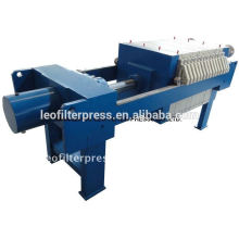 Leo Filter Press Small Capacity Hydraulic Filter Press