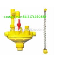Breeding chicken equipment direct action type pressure reducing valve