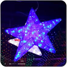 Étoile de couleur IP65 imperméable bleu lumières malaisie