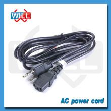 3 Prong Laptop Power Cord USA UL