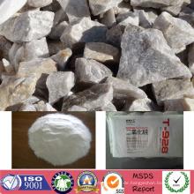 Tonchips Fabrik von 99% hochwertigem Siliziumdioxid für Gummi-Füller
