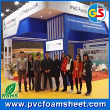 Impressão do logotipo Fábrica da folha da espuma do PVC em Goldensign (tamanho quente: 1.22m * 2.44m)