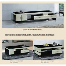 BMW Champagne Color High Quality TV Stand (180-240)