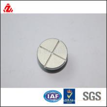 CNC machining aluminum screw M16