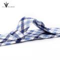 Nuevo Diseño Algodón Tie Custom Tie Hombre Simple diseño