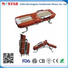 Alta qualidade Electric Foldable Jade Massagem Cama