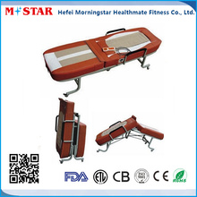 High Quality Electric Foldable Jade Massage Bed