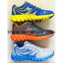 2016 Athletic Confortável Homens Andando Sapatos Calçados Esportivos com Bom Preço