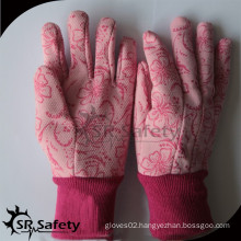 SRSAFETY gardening use gloves with best suppliers in china and best price gloves