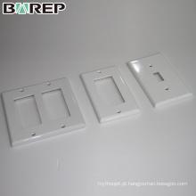 YGC-011 Boa qualidade multi-função interruptores de parede tomada de placa de plástico