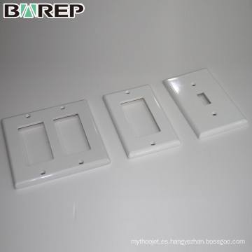 YGC-011 BAREP GFCI dispositivo decora placa de pared americana personalizada