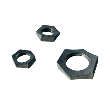 custom Fasteners Hex Flange Nut with Serrated hexagon flange nut zinc plated