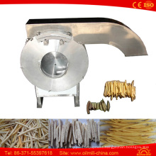 Food Machinery Industrial Electric Vegetable Potato Chip Cutter Machine