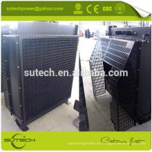Kupferkern-Wasserkühler für Cummin 6LTAA-Reihenmotor